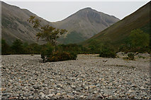 NY1807 : Lingmell Beck by Peter Trimming