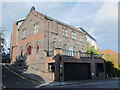 NZ2664 : The former Ouseburn Mission House, City Road, NE1 by Mike Quinn