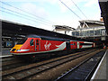 SE2933 : Virgin Trains East Coast HST at Leeds by Stephen Craven