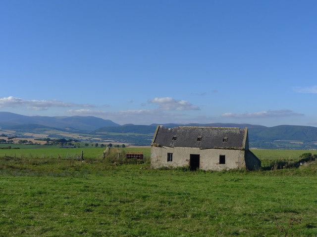 Redundant farm building