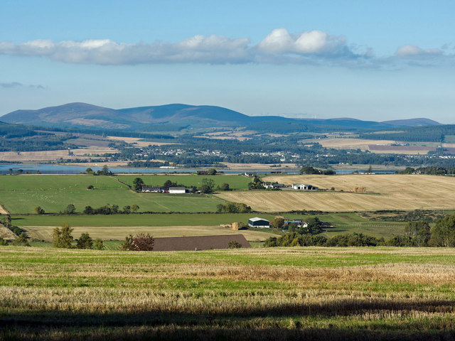 Farmland of Springfield and Cullicudden