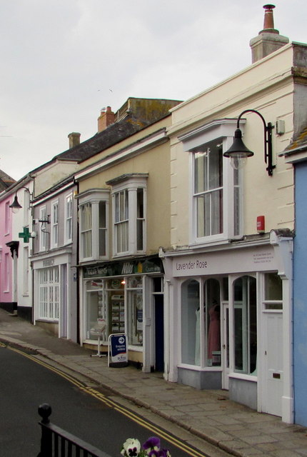 Lavender Rose, Penryn