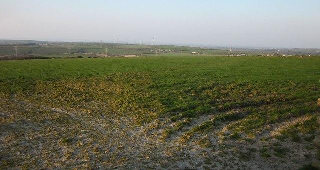 View near Sedan Farm