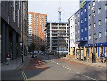 TQ2081 : Woodward Hall, Imperial College, tallest block by David Hawgood