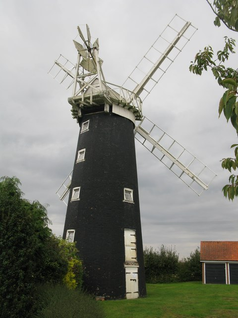 Wicklewood Tower Mill