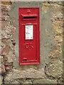 NU0051 : Post box, Main Street, Spittal by Graham Robson