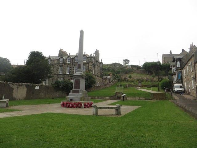 War Memorial, Spittal