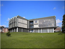 SK3771 : Probation centre, Chesterfield by Richard Vince