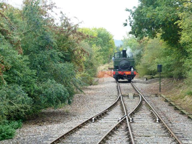 Limit of working, Chinnor & Princes Risborough Railway
