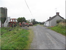 H5672 : Shinnagh Road, Mullaghslin Glebe by Kenneth  Allen