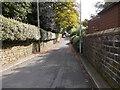 SE0338 : Dockroyd Lane - Colne Road by Betty Longbottom