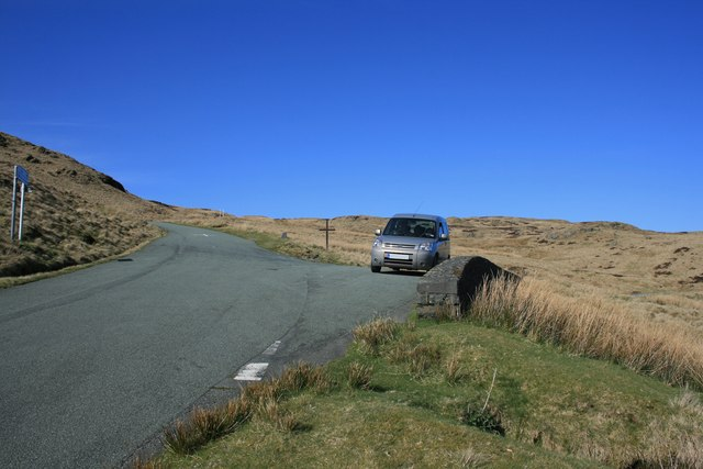 Bwlch y Groes ...Pass of the Cross