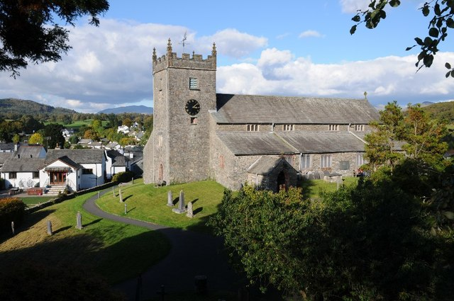 Church of St Michael and All Angels, Hawkshead