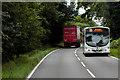 TL8672 : A134 near Ampton by David Dixon