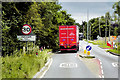 TL8571 : Southbound A134, Ingham by David Dixon