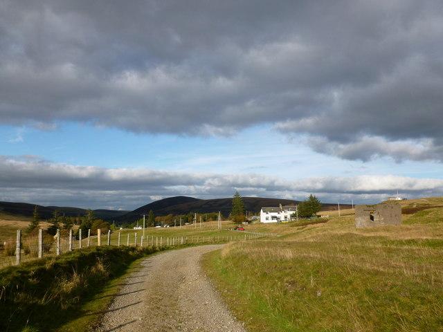 Enterkin Path, Leadhills