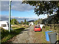 NS8814 : Station Road, Leadhills by Alan O'Dowd