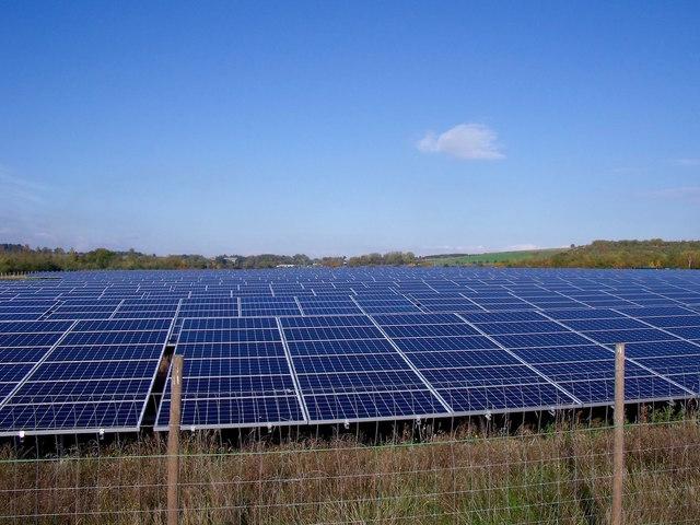 Prestop Park Solar Farm
