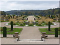 SJ8640 : Trentham Gardens by Chris Allen