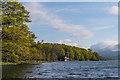 SD3894 : Windermere shoreline by Ian Capper