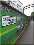 TQ1883 : Grand Union Walk Alperton by Rod Allday