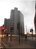 TQ3266 : Tower block on Wellesley Road, Croydon by David Howard