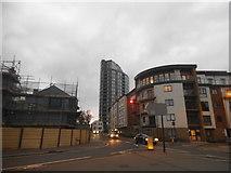 TQ3266 : St James' Road, Croydon by David Howard