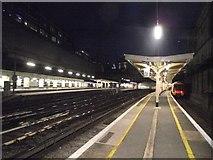 TQ2878 : Platforms 1 and 2, London Victoria railway station by Tim Glover
