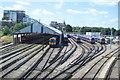 TQ2775 : Sidings, Clapham Junction by N Chadwick
