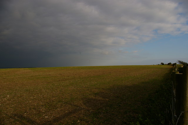 Rain coming, Limerstone Down