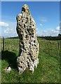 SP2930 : The King Stone - (2) edge on by Rob Farrow