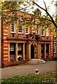 TQ2685 : Entrance, University College School, Hampstead by Julian Osley