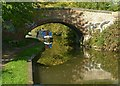 SP4909 : Approaching Bridge 236, Oxford Canal by Alan Murray-Rust