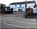 SJ5441 : Bubbles Launderette, Whitchurch by Jaggery