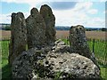 SP2930 : The Whispering Knights - Collapsed Cap Stone by Rob Farrow