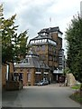 SP3433 : Hook Norton - The Tower Brewery by Rob Farrow