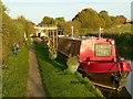 SP4718 : Moorings at Enslow by Alan Murray-Rust
