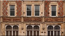 TQ3265 : Facade detail, former Grant's Department Store, Croydon by Julian Osley