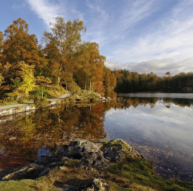 Autumn at Tarn Hows