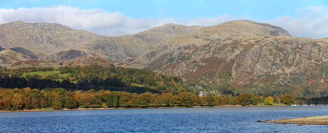 Coniston and Furness Fells