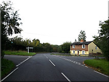 TM0221 : Fingringhoe Road, Rowhedge by Adrian Cable