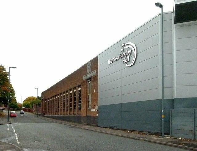 The New Bingley Hall