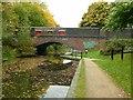 SP0588 : Soho Loop, Birmingham Canal Navigations by Alan Murray-Rust