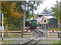 NZ2888 : Woodhorn Halt by Oliver Dixon
