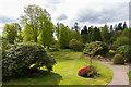 SD3791 : Graythwaite Hall Gardens by Ian Capper
