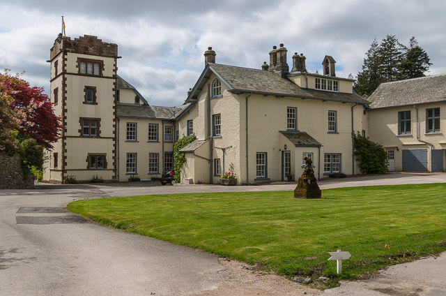 Graythwaite Hall