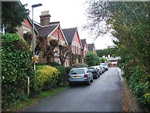 TQ4265 : Cherry Orchard Road, Bromley by Chris Whippet