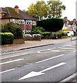 SU9577 : 40mph speed limit, Maidenhead Road, Windsor by Jaggery