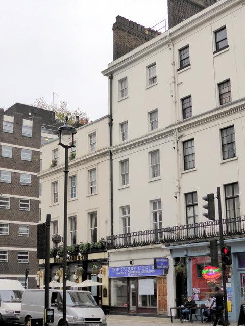 Top Curry Centre, Lupus Street, Pimlico