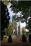 SK5993 : St Mary's Church by Graham Hogg